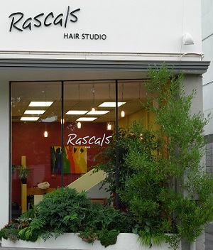 Rascals Storefront